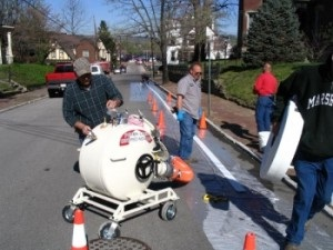 Philadelphia Local's Pipes Repaired!
