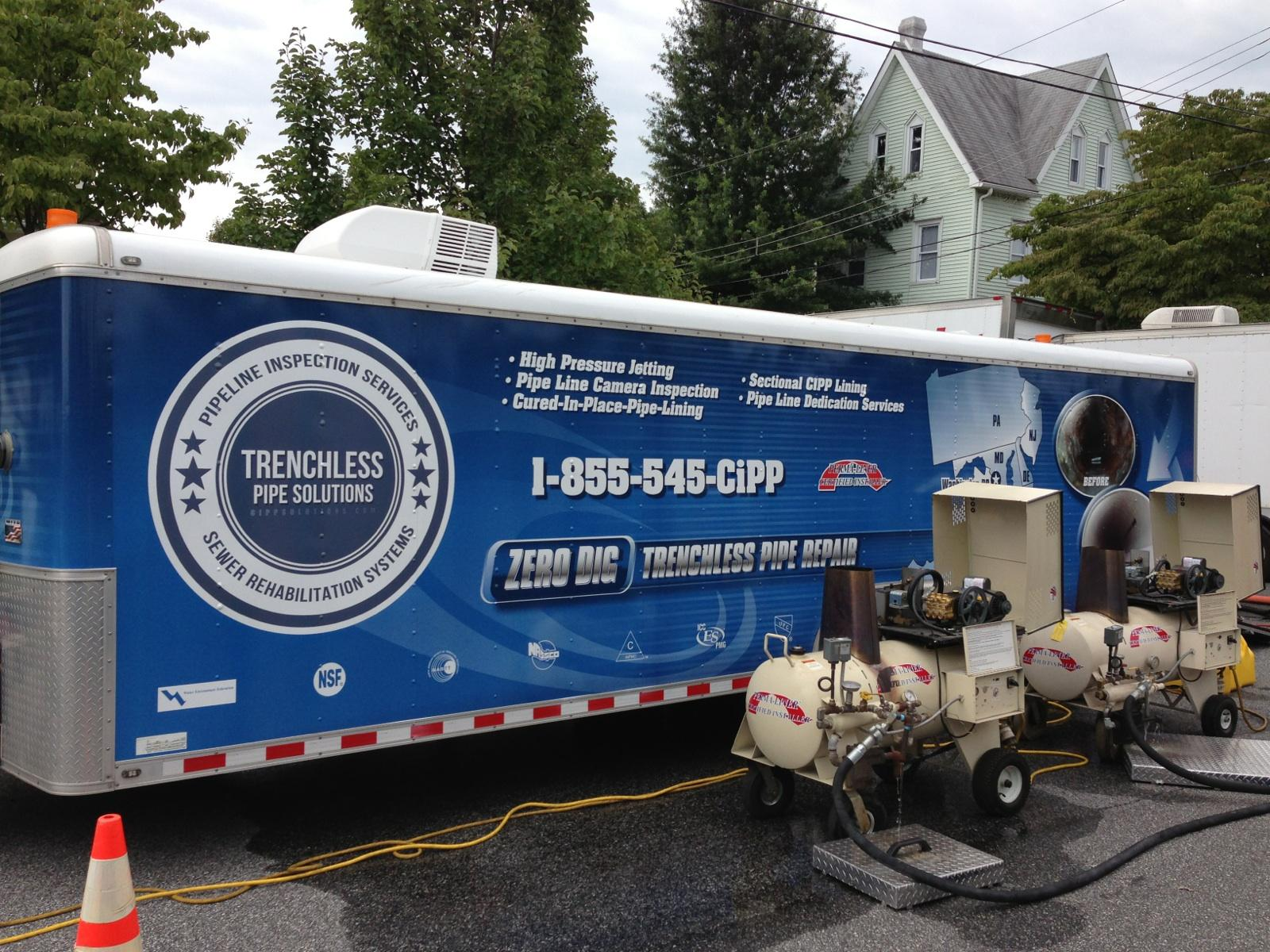 Trenchless Pipe Solutions, LLC has over thirty years of experience